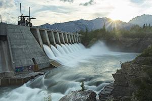 centennial photo kananaskis dam