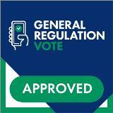 General Regulation Vote: Approved