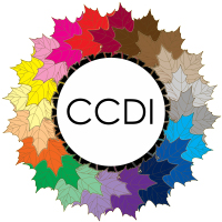 Canadian Center for Diversity and Inclusion (CCDI) logo