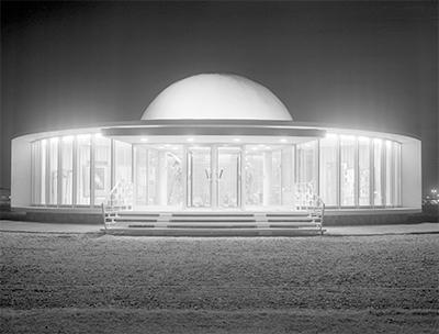Edmonton Planetarium Exterior