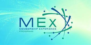 Logo for APEGA Membership Experience (MEx)